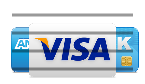Credit Cards Icons
